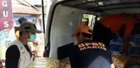 Isolasi Mandiri, Keluarga Pasien Positif Covid-19 di Sulsel Dapat Bantuan Sembako