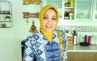 Cara Membuat Masker Tanpa Dijahit ala Istri Ridwan Kamil