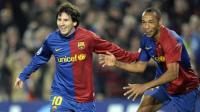 Messi Akui Miliki Kekaguman terhadap Henry