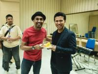 Wagub Jatim Emil Dardak Kenang Glenn Fredly di Konser Surabaya