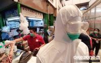 Kaltim Dapat Bantuan 6.000 APD dan 4.000 Masker dari Pemerintah Pusat
