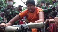 Rizal Sisihkan Hasil Jualan Jalangkote untuk Beli Popok Adiknya