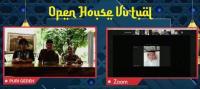 Serunya Open House Virtual Ganjar Pranowo Bersama Warga