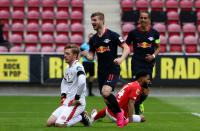 Cetak Hattrick, Timo Werner Pepet Lewandowski di Jalur Top Skor Liga Jerman