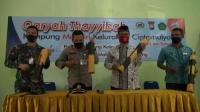 Antisipasi Covid-19, Kota Malang Bentuk 82 Kampung Tangguh