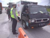 5.300 Kendaraan Pemudik yang Masuk Jateng Disuruh Putar Balik