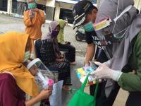 Bayi 3 Bulan Positif Covid-19 di Sumsel Berhasil Sembuh