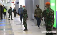 Ratusan Petugas Disebar ke Pusat Keramaian Kawal Penerapan New Normal di Tangerang