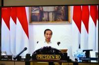 2 Instruksi Presiden Jokowi Turunkan Kurva Corona di Jatim