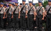 Polda Jabar Siapkan Personel untuk Pengamanan New Normal