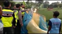 Patroli Sejak Subuh, Polres Ponorogo Amankan 30 Balon Udara