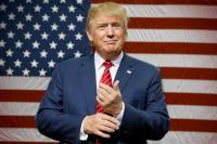 Berselisih dengan Twitter, Presiden Trump Keluarkan Perintah Eksekutif