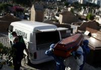 Catat Rekor, Brasil Laporkan Lebih dari 26.000 Kasus Covid-19 dalam Sehari