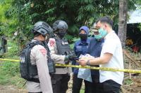 Mortir Meledak saat Mau Dibuat Pisau, Pandai Besi Terluka