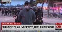 Reporter CNN  Ditangkap Polisi Saat Laporkan Langsung Protes di Minneapolis