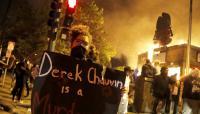 Protes Kematian George Floyd di Beberapa Kota Berubah Jadi Kerusuhan, Minneapolis Mencekam