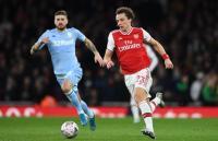 Ingin Kembali ke Benfica, David Luiz Kirim Kode Tinggalkan Arsenal?