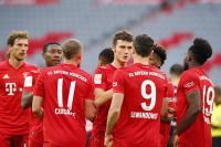 Bayern vs Fortuna Dusseldorf, Die Roten Semakin Dekat dengan Gelar Juara Liga Jerman
