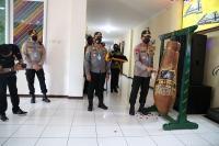 Kawal Bansos Covid-19, Polda DIY Resmikan Kampung 'Kulo Siaga'