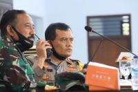 Polda Jateng Siapkan Strategi Antisipasi Penjarahan saat Pandemi Covid-19