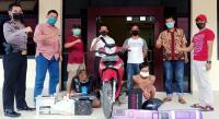 Residivis Spesialis Pecah Kaca Mobil Sasar Warung Pecel Lele