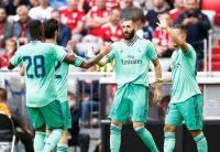 2 Bulan Tak Berlatih Bersama Madrid, Benzema: Itu Momen yang Sulit