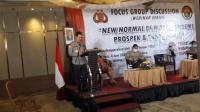 Siap Terapkan New Normal, BNPB: Tetap Produktif di Tengah Pandemi Covid-19