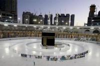 Longgarkan Lockdown, Masjidil Haram Dibuka Mulai 21 Juni?
