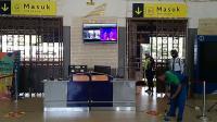 Suhu Badan Tinggi, Penumpang Dilarang Naik Kereta dari Stasiun Cirebon
