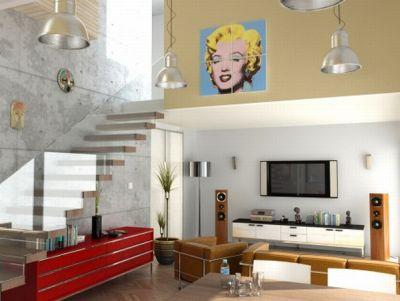 """Trik """"Ruang Kosong"""" untuk Rumah Minimalis"""