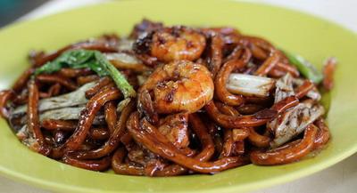Lezatnya Hokkien Mee, Makanan Kaki Lima Malaysia