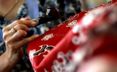 Jual Batik Papua, Toko Ini Raih Rp400 Juta Bulan