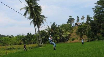 Serunya Eduventure di Lembah Hijau Bandulu Anyer
