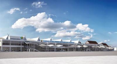 Penampilan Bandara Husein Sastranegara di 2016