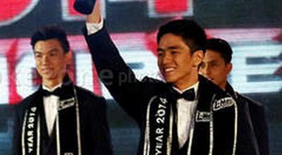 Harapan Billy Tjong untuk Kevin di Mister Internasional