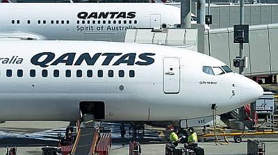 Qantas Percepat Penerbangan ke Amerika