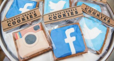 Cookies Digital Ramaikan Festival Seni Brooklyn