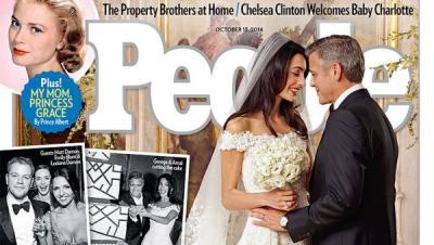 Foto-Foto Pernikahan George Clooney-Amal Alamuddin