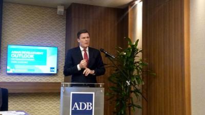 ADB Proyeksikan Pertumbuhan Ekonomi Asia Menurun di 2018