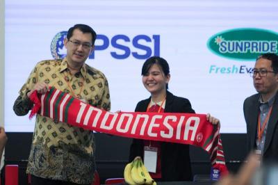 Komitmen Sunpride dan PSSI Untuk Sepakbola Indonesia Lebih Baik