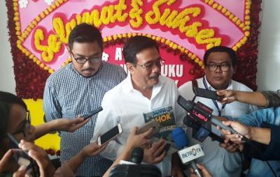 Dukung Jokowi-Ma'ruf, Ahok-Djarot Tak Masuk Timses