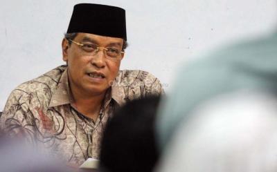 Ketum PBNU Anggap Ocehan Mahfud MD Hanya Guyonan