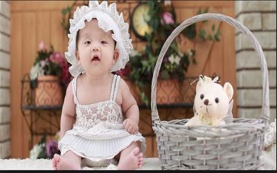 Belum Genap Setahun, Penampilan Bayi-Bayi Selebritis Ini Stylish Abis!