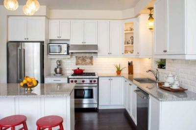 6 Trik Desain agar Dapur Tampak Mewah