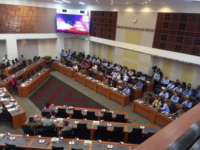 Tok, Banggar Setujui Postur RAPBN 2019