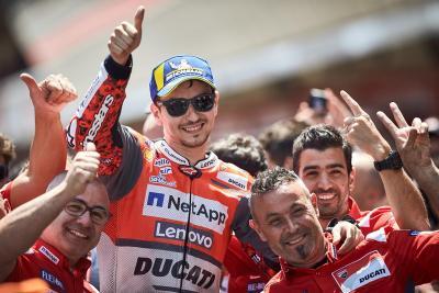 Kondisi Lorenzo Membaik Jelang MotoGP Jepang 2018