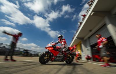 Ambisi Lorenzo Tampi di MotoGP Jepang 2018