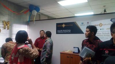 Kembangkan Galeri Investasi MNC Sekuritas, Rektor Perbanas: Biar Siap Kerja di Bursa