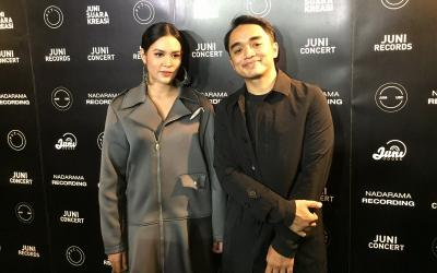 Kolaborasi Raisa dan Dipha Barus Hadirkan My Kind of Crazy