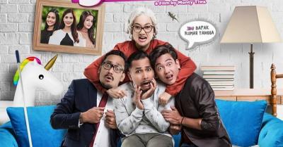 Sajikan Cerita yang Beda, Produser Optimis 3 Dara 2 Raih Penonton Tinggi